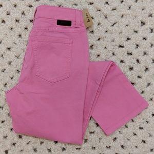 Boden Ankle Skimmer Jeans Sz 4L